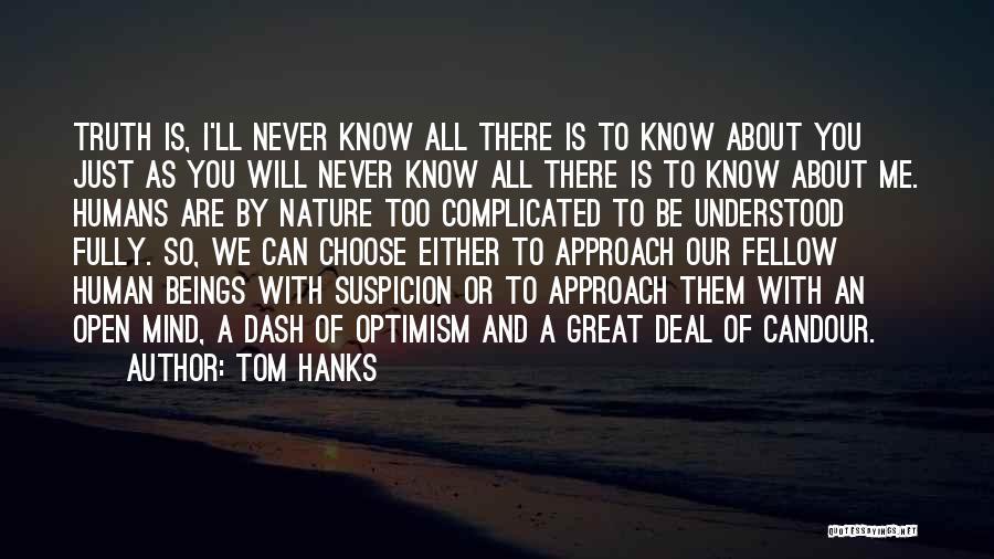 Tom Hanks Quotes 293672
