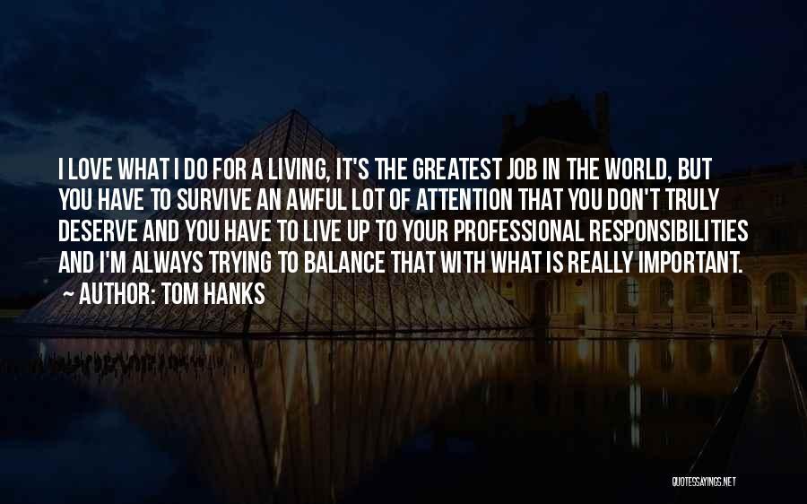 Tom Hanks Quotes 489520