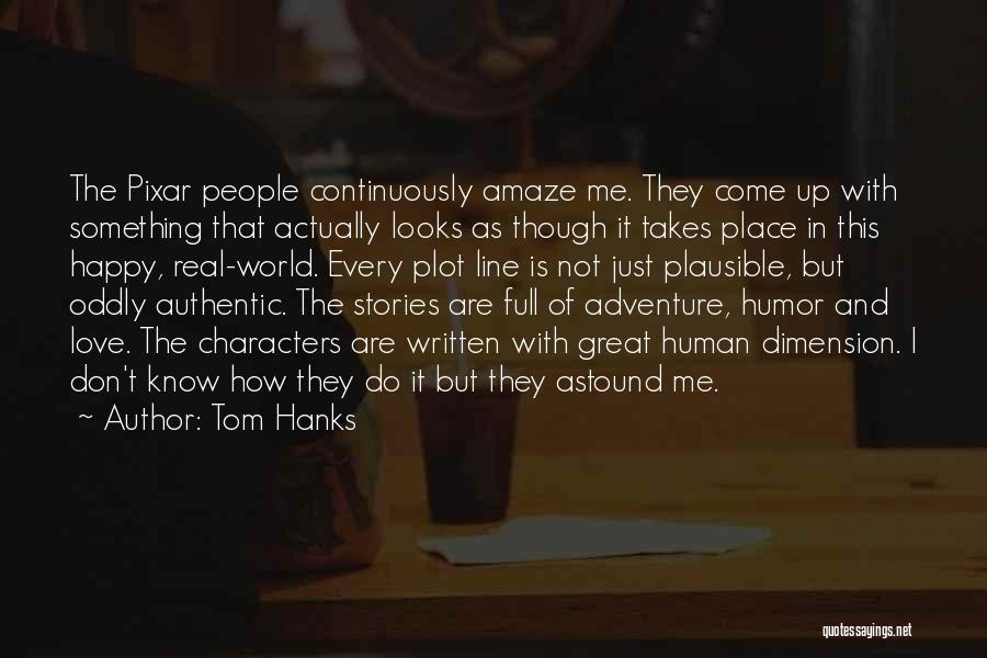 Tom Hanks Quotes 533362