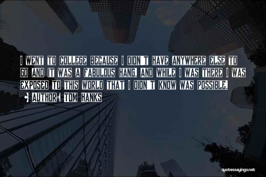 Tom Hanks Quotes 568288