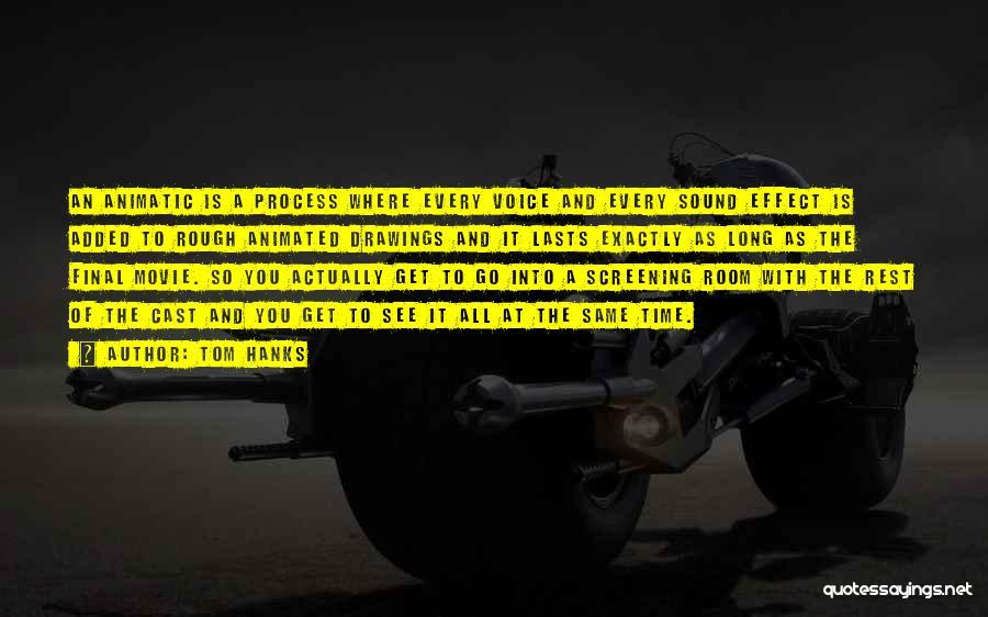 Tom Hanks Quotes 704121