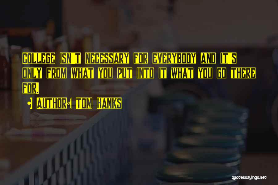 Tom Hanks Quotes 993069