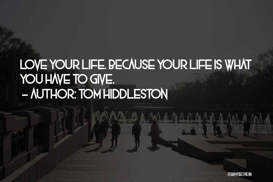 Tom Hiddleston Quotes 1003254