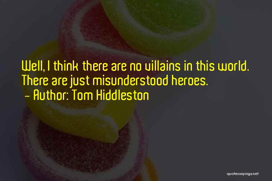 Tom Hiddleston Quotes 1062019