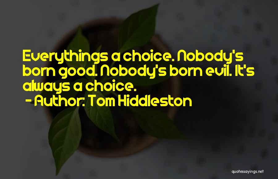Tom Hiddleston Quotes 1107997