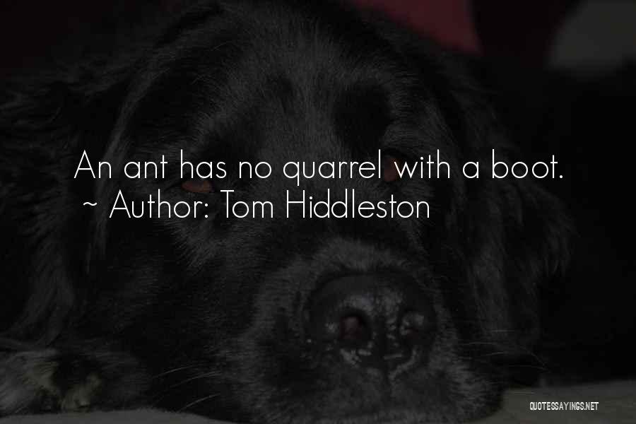 Tom Hiddleston Quotes 1314978