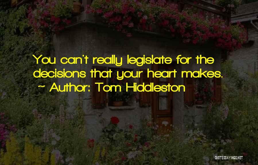 Tom Hiddleston Quotes 1371499