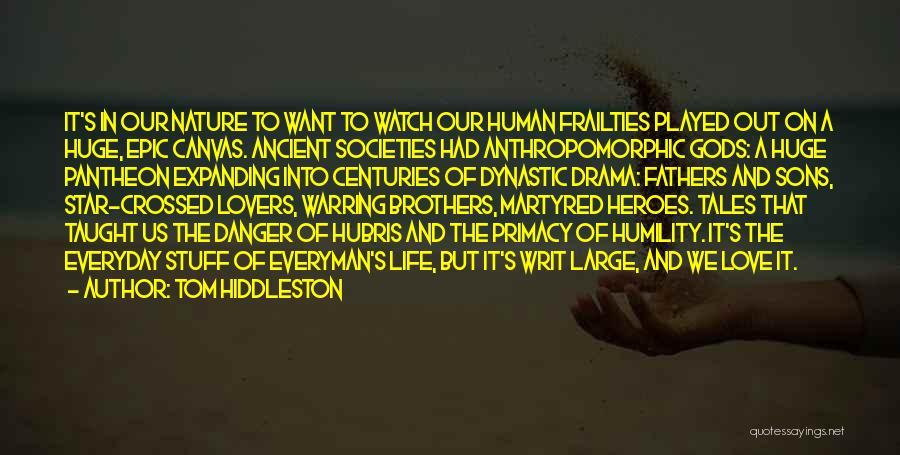Tom Hiddleston Quotes 1654967