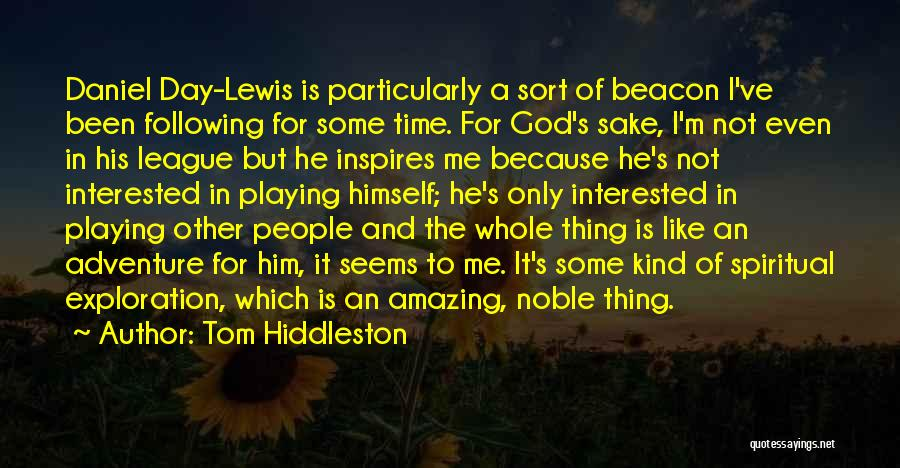 Tom Hiddleston Quotes 1758885