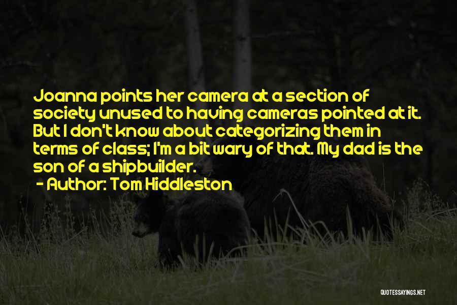 Tom Hiddleston Quotes 1789065