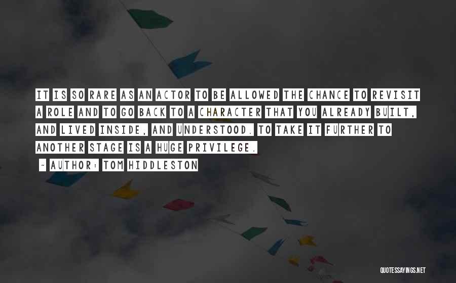 Tom Hiddleston Quotes 1862194