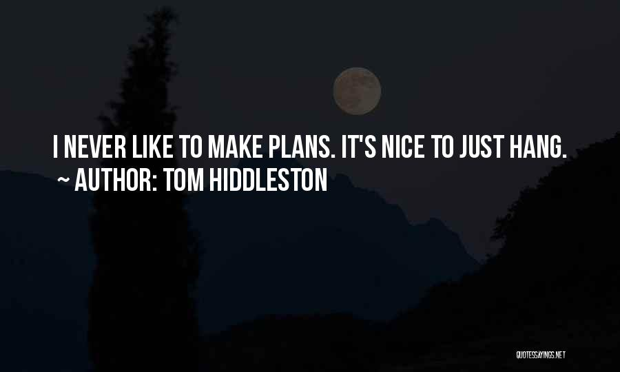 Tom Hiddleston Quotes 1954656