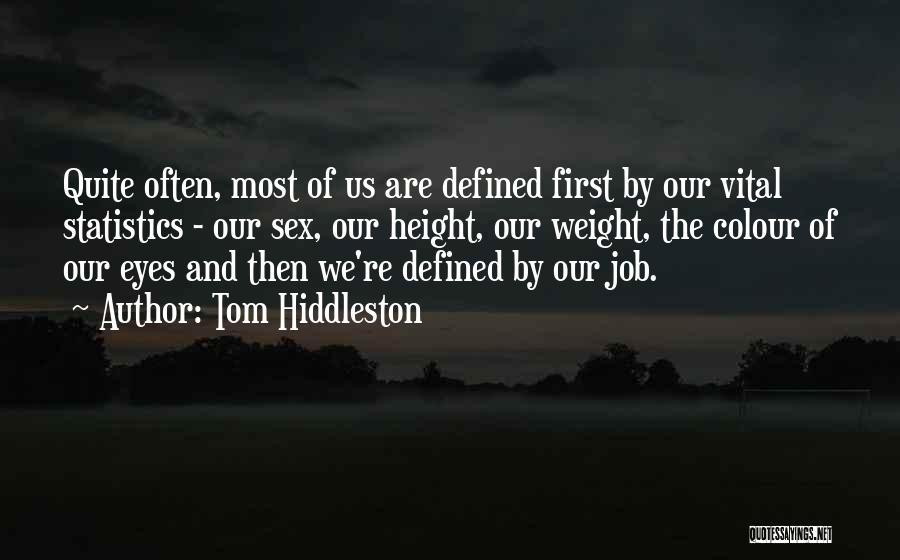 Tom Hiddleston Quotes 1966840