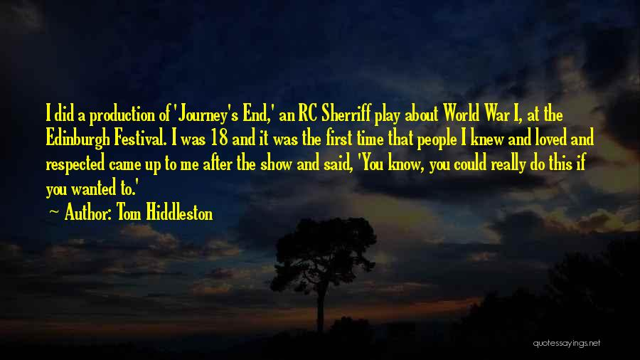 Tom Hiddleston Quotes 2017385