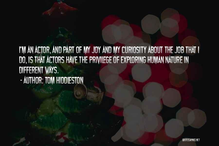 Tom Hiddleston Quotes 2142064
