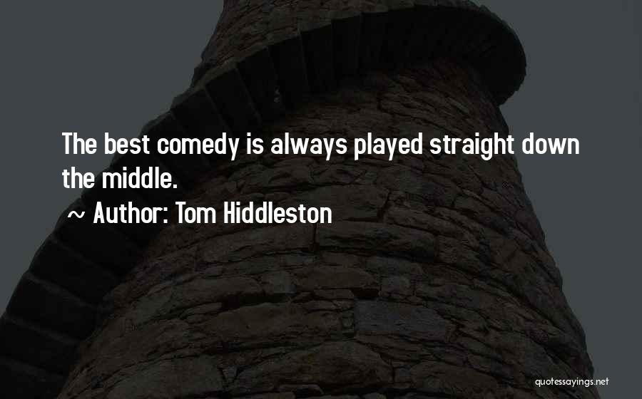 Tom Hiddleston Quotes 312826