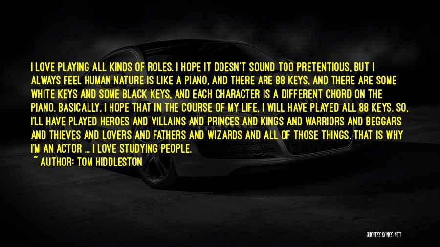 Tom Hiddleston Quotes 425967