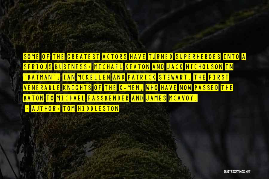 Tom Hiddleston Quotes 449425