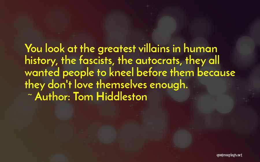 Tom Hiddleston Quotes 496143