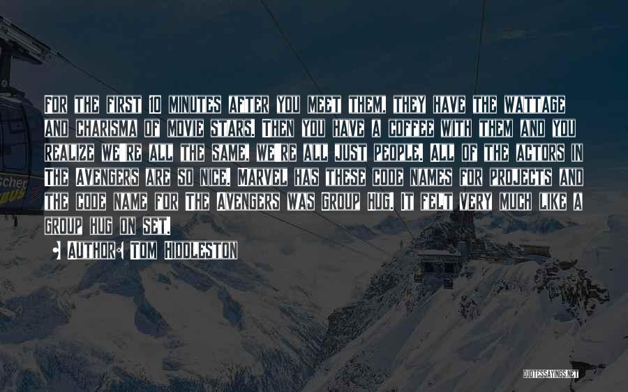 Tom Hiddleston Quotes 602444