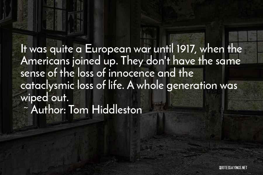 Tom Hiddleston Quotes 950234
