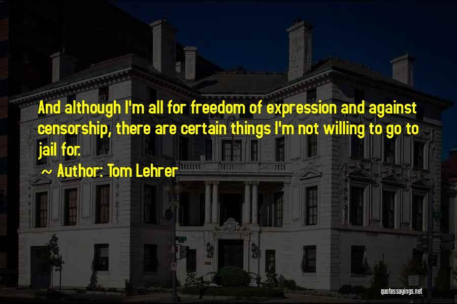 Tom Lehrer Quotes 1103377