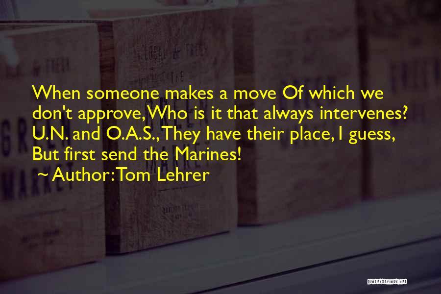 Tom Lehrer Quotes 1268317