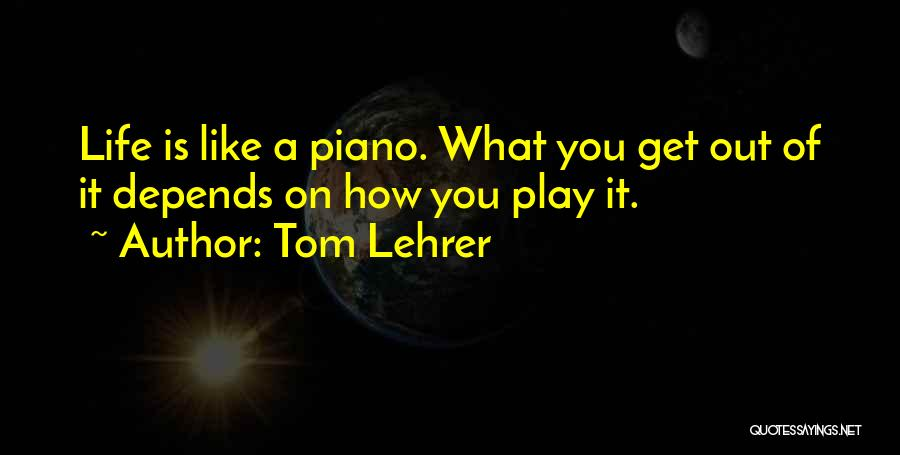 Tom Lehrer Quotes 1286743