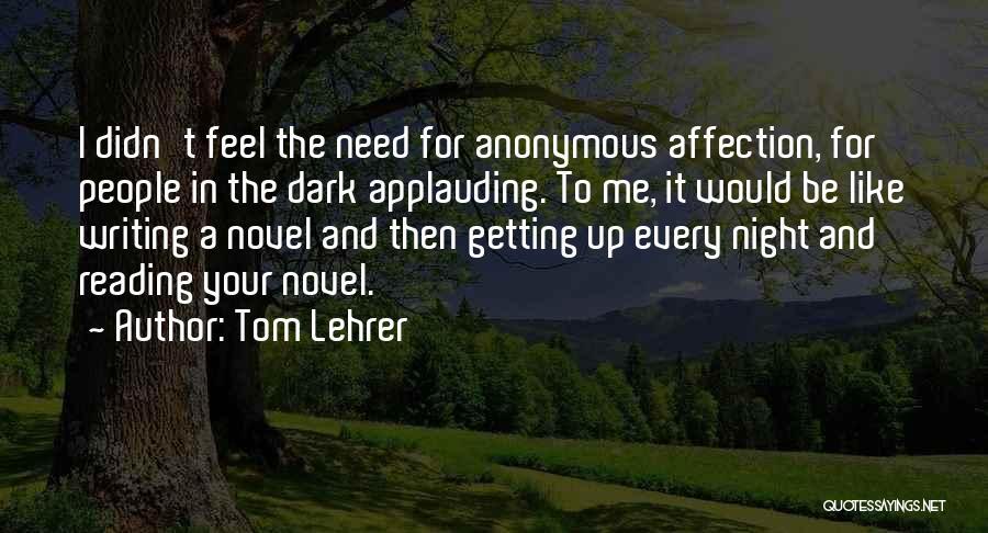 Tom Lehrer Quotes 1308558