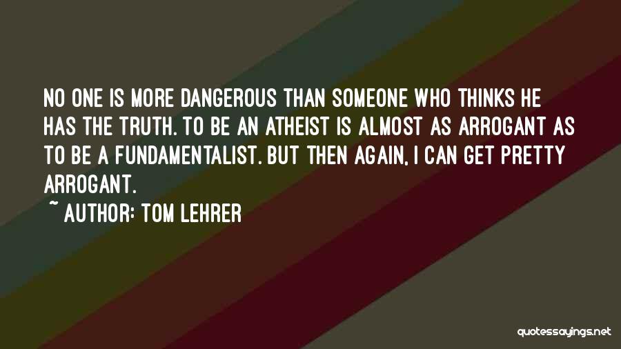 Tom Lehrer Quotes 1486676