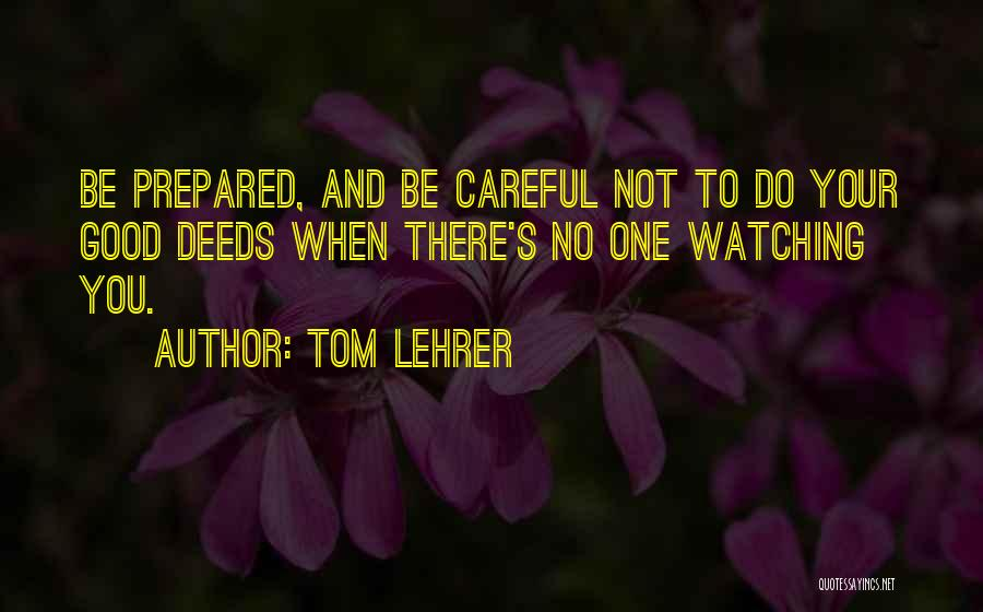 Tom Lehrer Quotes 1487223