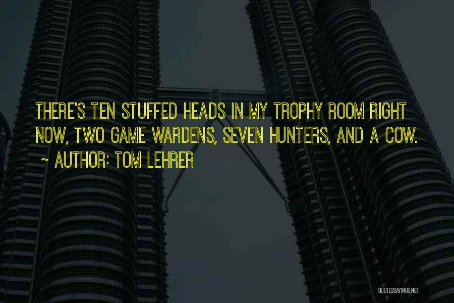 Tom Lehrer Quotes 1543075