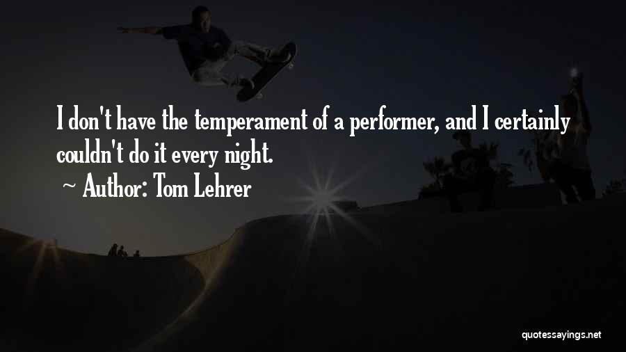 Tom Lehrer Quotes 1667188