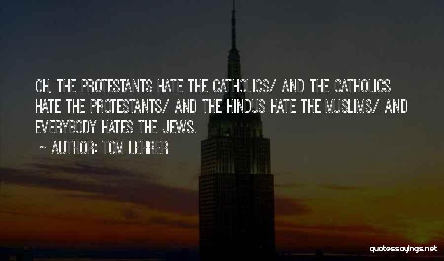 Tom Lehrer Quotes 2046006