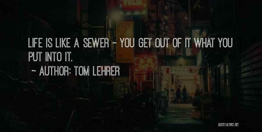 Tom Lehrer Quotes 2189448