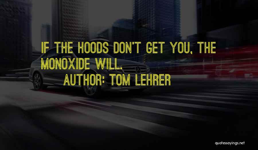Tom Lehrer Quotes 809855
