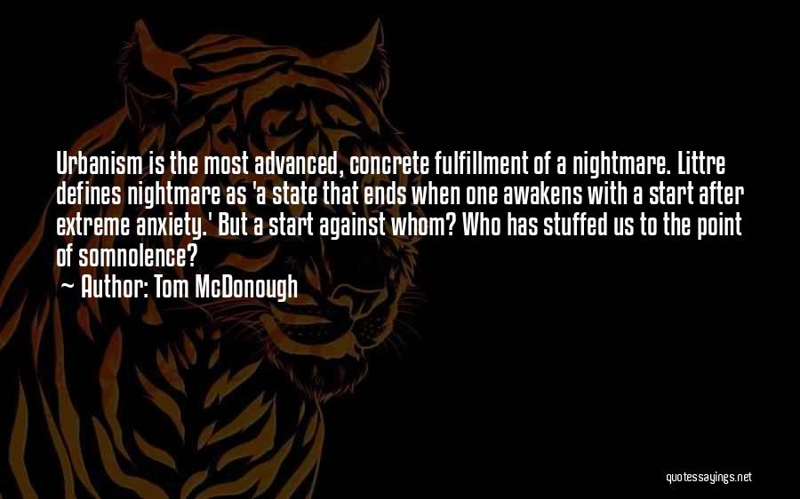 Tom McDonough Quotes 1104654