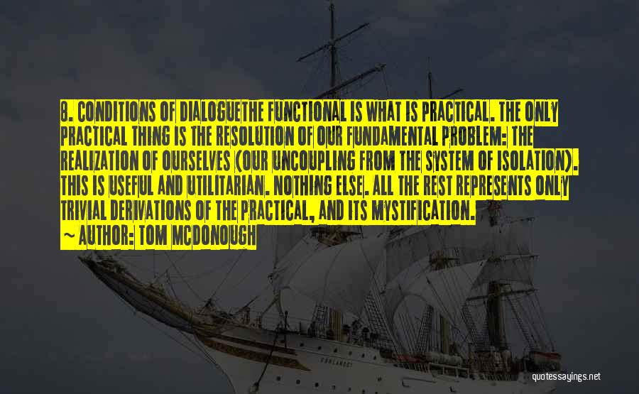 Tom McDonough Quotes 1890239