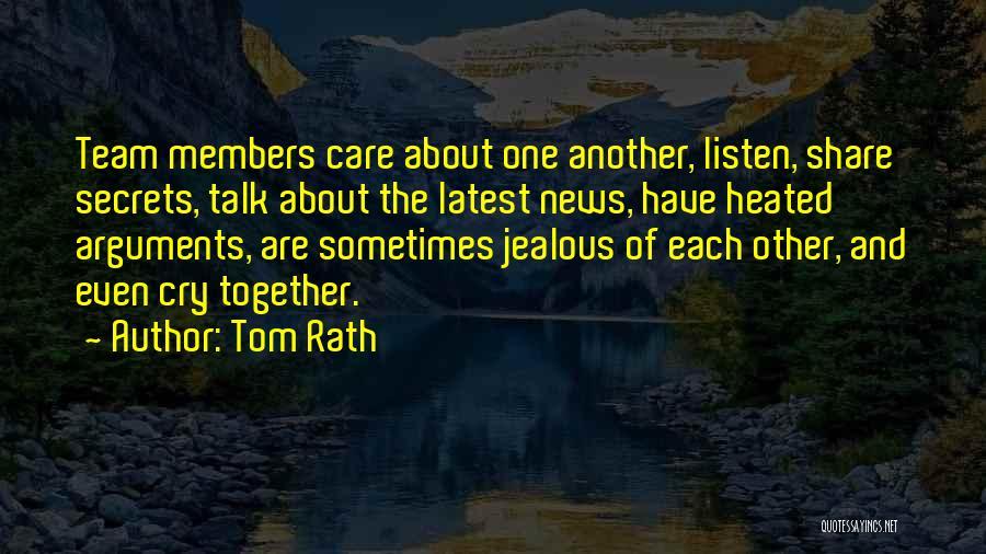 Tom Rath Quotes 1105266