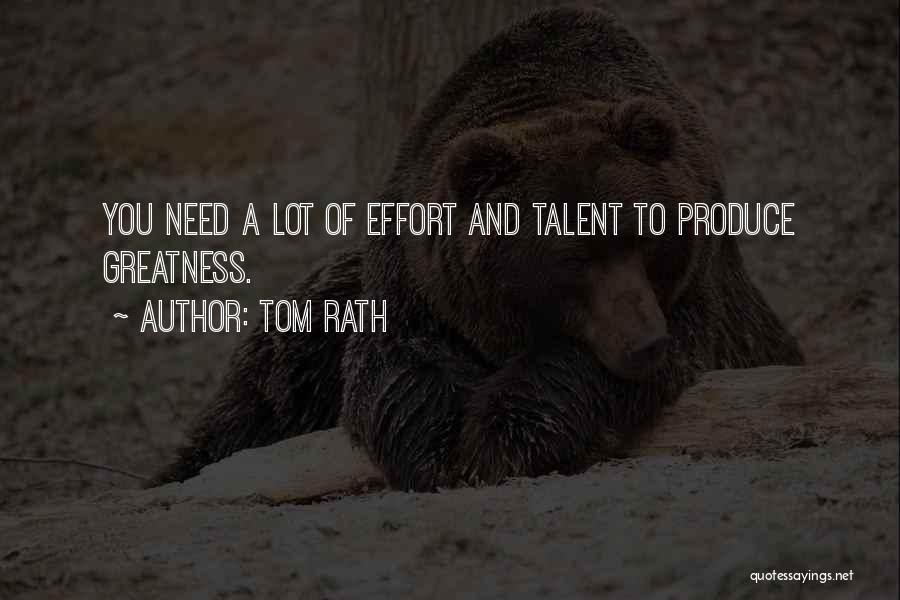 Tom Rath Quotes 1527281