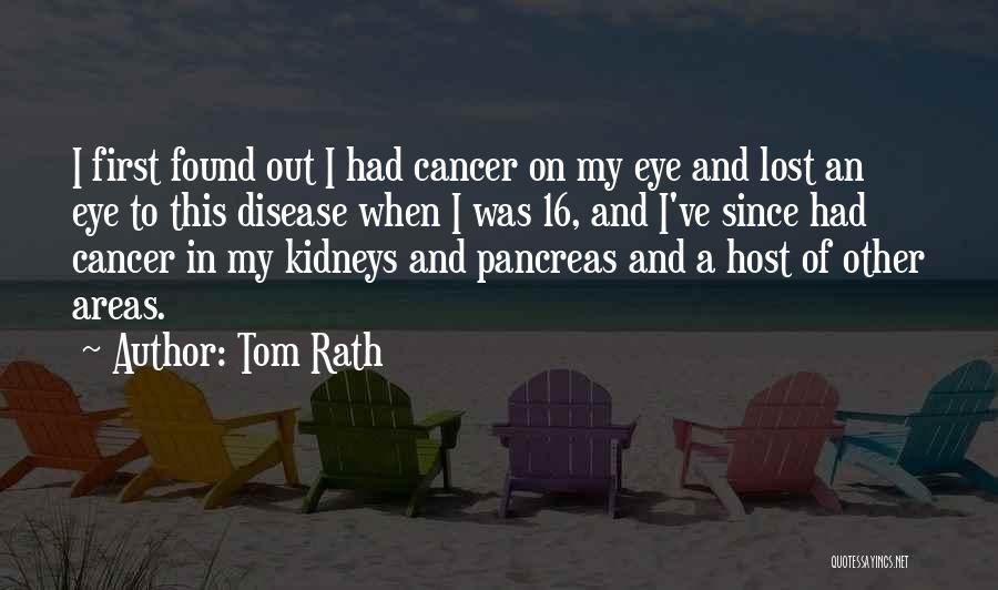 Tom Rath Quotes 1642587