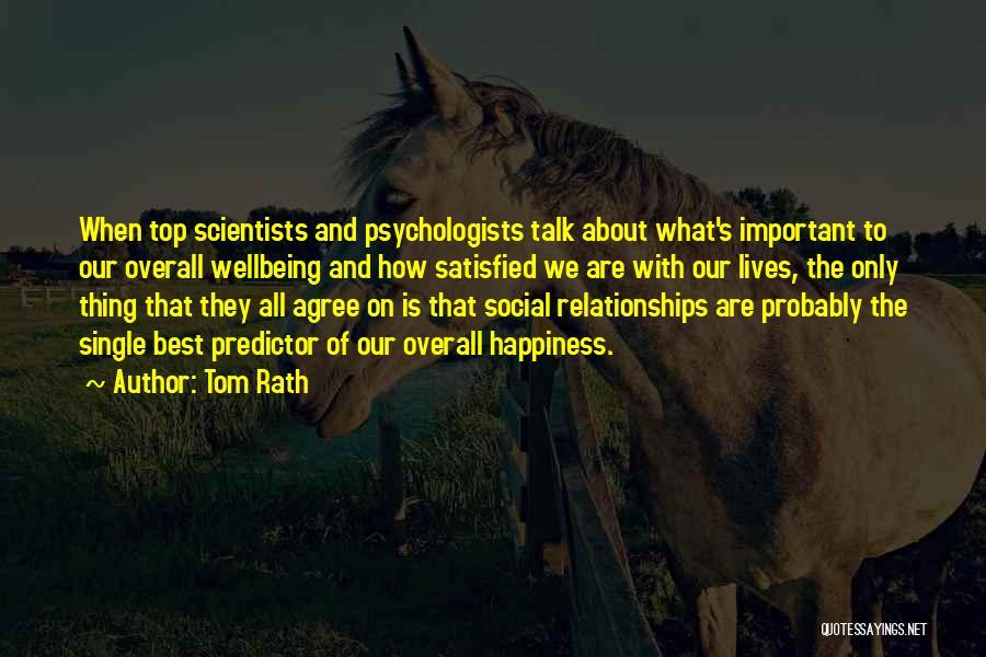 Tom Rath Quotes 1957094