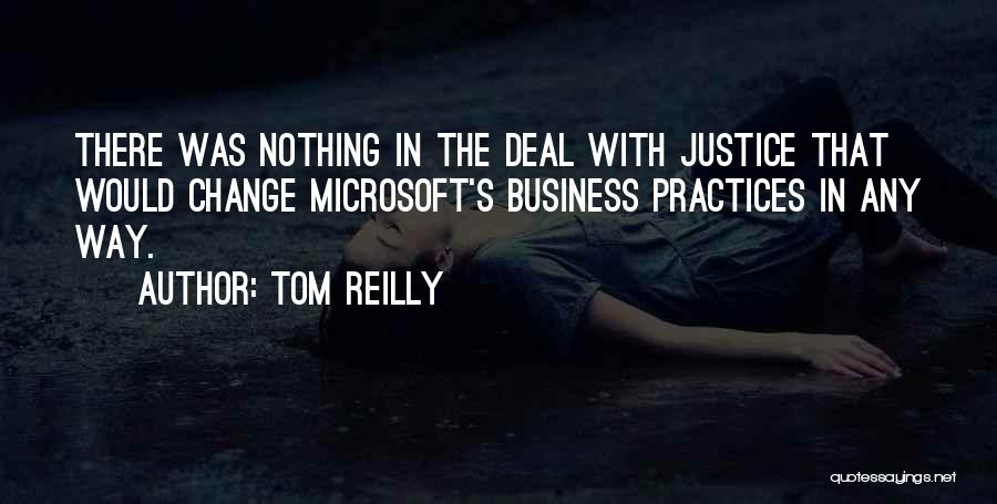 Tom Reilly Quotes 1649171