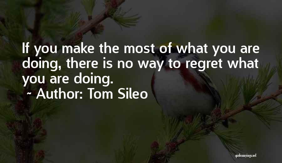 Tom Sileo Quotes 1336042