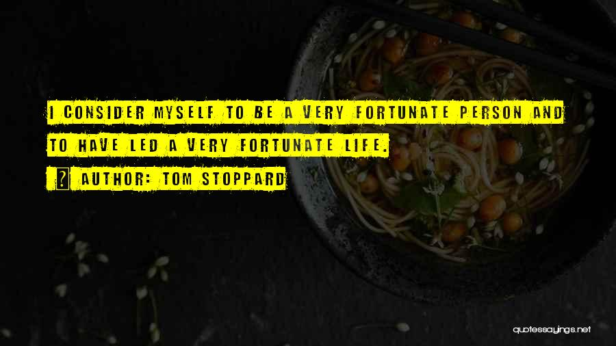 Tom Stoppard Quotes 1008406