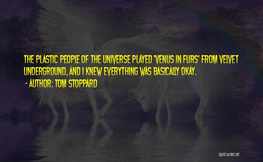 Tom Stoppard Quotes 1177644