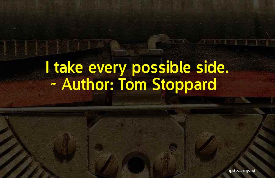 Tom Stoppard Quotes 1507212