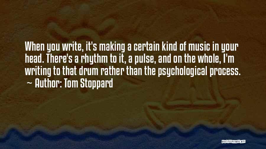 Tom Stoppard Quotes 1520039