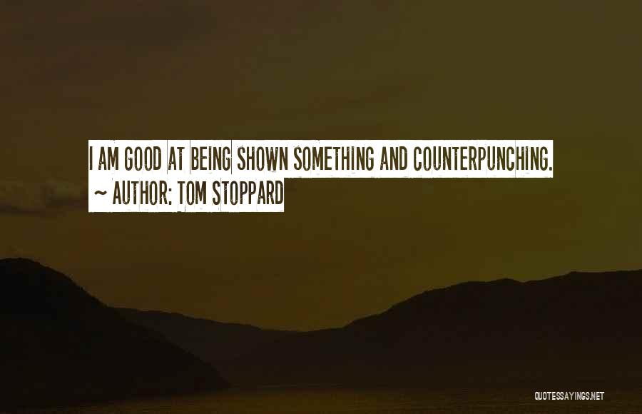 Tom Stoppard Quotes 153993