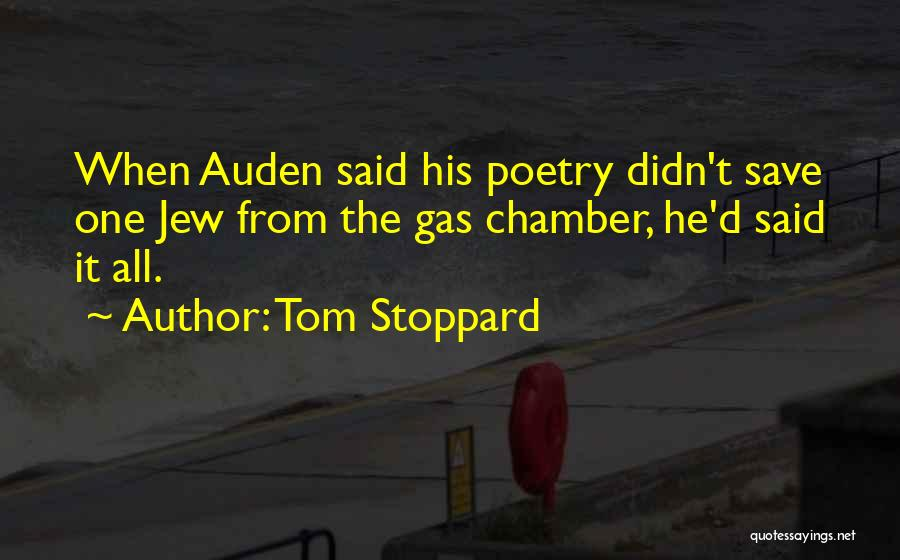 Tom Stoppard Quotes 1559146